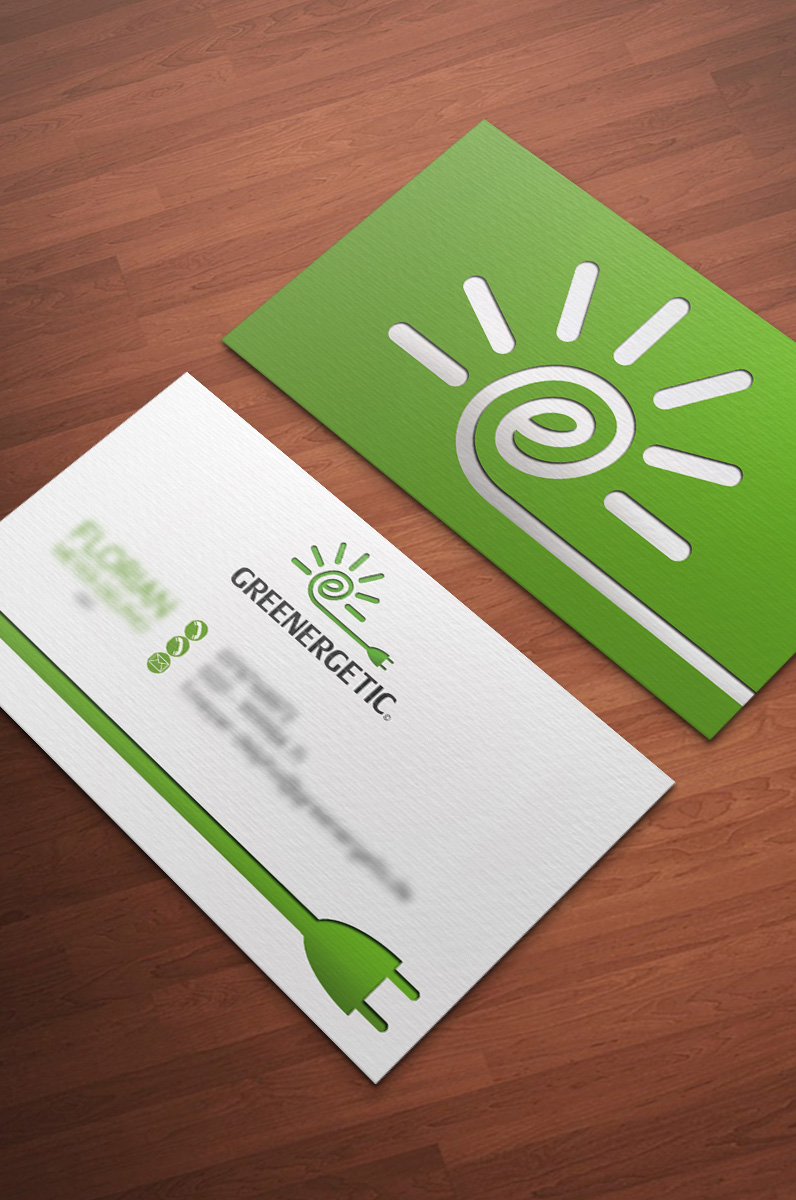 Unusual solar business cards ideas business card ideas etadamfo amazing solar business cards images business card ideas etadamfo colourmoves Image collections